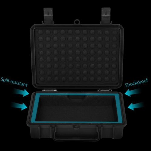 PHF-35-BK 3.5in HDD Hard Drive Protective Cover Water Resistant Carrying Case Shock Dust Proof EVA Cushion BlackComputer &amp; Stationery<br>PHF-35-BK 3.5in HDD Hard Drive Protective Cover Water Resistant Carrying Case Shock Dust Proof EVA Cushion Black<br>