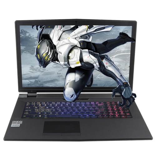 "HASEE ZX7-KP5S1 Laptop Notebook PC 15.6 ""1920 * 1080 HD Display für Intel i5-7400 Prozessoren GTX1060 6G GDDR5 8GB DDR4 1TB HDD 128G SSD"
