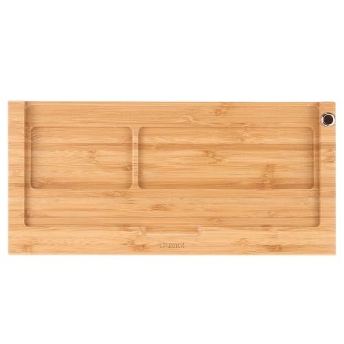 SAMDI Bamboo Wireless Keyboard Stand Dock Holder Stents for Apple iMac Magic Keyboard Wood CraftComputer &amp; Stationery<br>SAMDI Bamboo Wireless Keyboard Stand Dock Holder Stents for Apple iMac Magic Keyboard Wood Craft<br>
