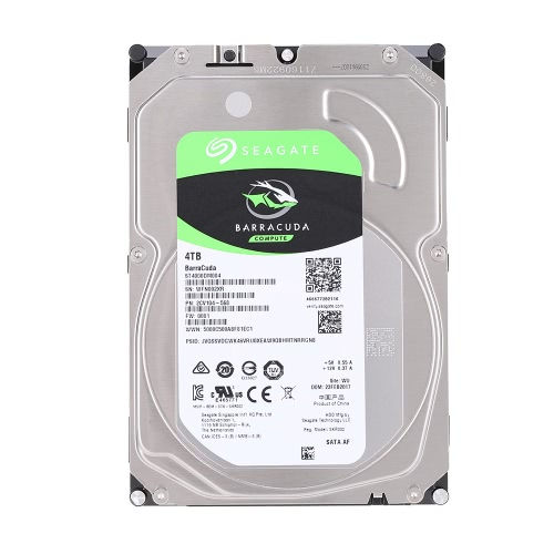 Seagate 4TB Desktop HDD Internal Hard Disk Drive 5900 RPM SATA 6Gb/s 64MB Cache 3.5-inch ST4000DM004Computer &amp; Stationery<br>Seagate 4TB Desktop HDD Internal Hard Disk Drive 5900 RPM SATA 6Gb/s 64MB Cache 3.5-inch ST4000DM004<br>