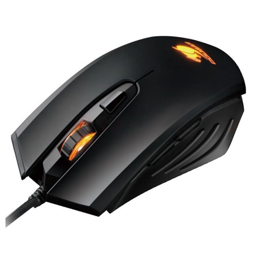 Cougar 200M 2000DPI/CPI Professional Esport Gaming 6D Buttons Mouse/Mice LED Light USB WiredComputer &amp; Stationery<br>Cougar 200M 2000DPI/CPI Professional Esport Gaming 6D Buttons Mouse/Mice LED Light USB Wired<br>