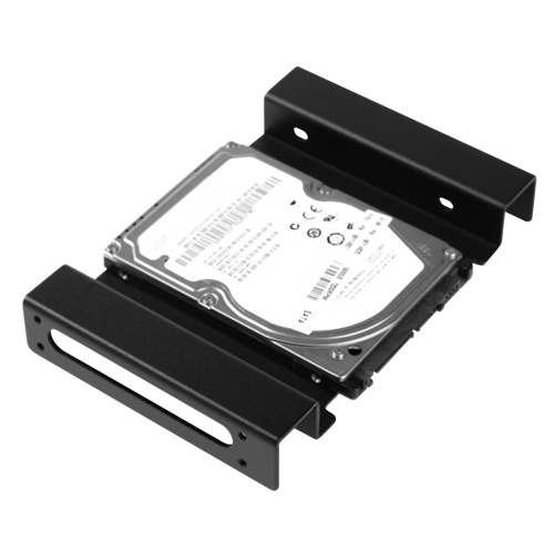 ORICO Aluminum Internal Hard Disk Mounting Bracket 5.25 inch to 2.5 or 3.5 inch Mounting Kit
