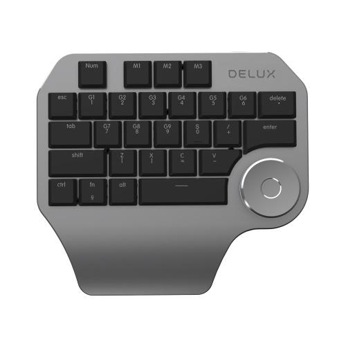 Clavier Delux T11 Designer avec numérotation intelligente