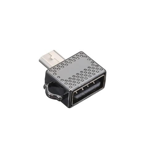 Mini adaptador USB OTG Adaptador Micro USB a Tipo-C