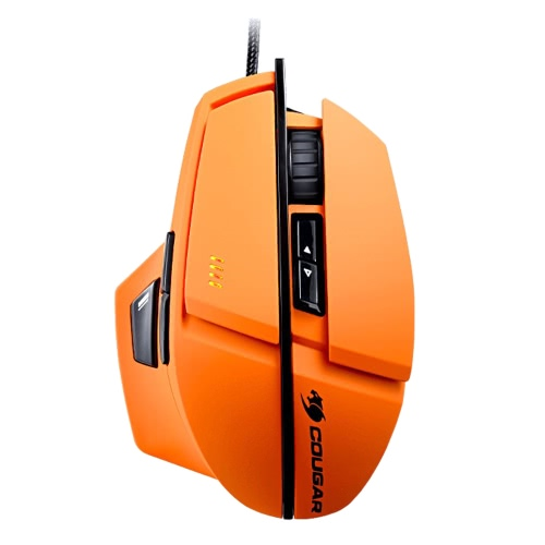 Cougar 600M 8200DPI/CPI Professional Esport Gaming 8D Programmable Buttons Mouse/Mice LED Light USB WiredComputer &amp; Stationery<br>Cougar 600M 8200DPI/CPI Professional Esport Gaming 8D Programmable Buttons Mouse/Mice LED Light USB Wired<br>