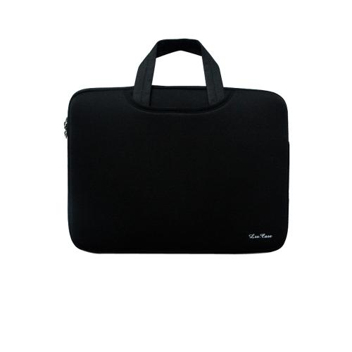 Luva macia bolsa maleta caso Handlebag bolsa para 14 14 polegadas