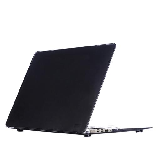 Caso de cristal claro difícil tampa Snap-on Shell pele protetora Ultra magro peso leve para Apple MacBook Pro com Retina Display 15,4 15 polegadas