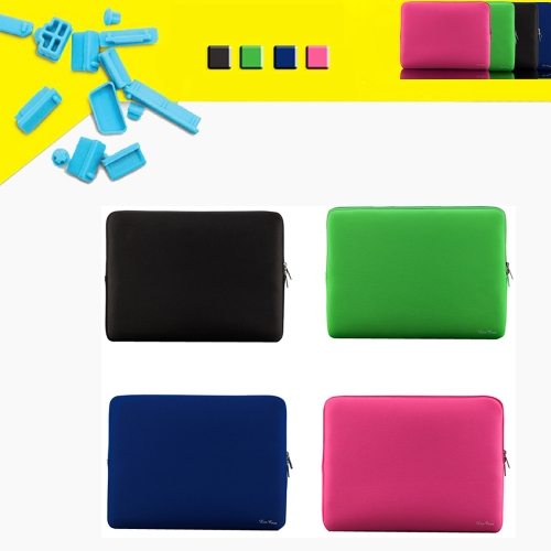 Zipper Soft Sleeve Bag Case for 15-inch 15 15.6 MacBook Pro Retina Ultrabook Laptop Notebook PortableComputer &amp; Stationery<br>Zipper Soft Sleeve Bag Case for 15-inch 15 15.6 MacBook Pro Retina Ultrabook Laptop Notebook Portable<br>