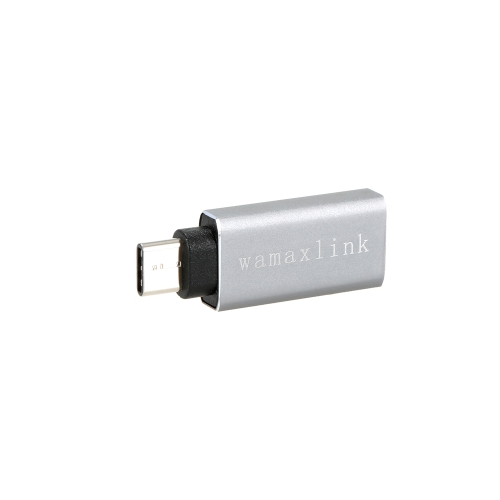 wamaxlink USB 3.1 Type C to USB A Female Adapter Converter OTG Function for Macbook 12 Google Chromebook PixelComputer &amp; Stationery<br>wamaxlink USB 3.1 Type C to USB A Female Adapter Converter OTG Function for Macbook 12 Google Chromebook Pixel<br>