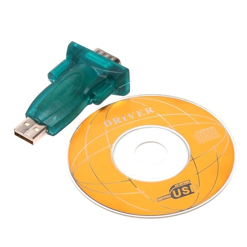 USB2.0 TO RS232コンバーター