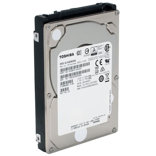 TOSHIBA Unidad de disco duro interno con capacidad para disco duro de 300 GB 10,500 RPM de 2,5 pulgadas SAS3.0 de 12 Gb / s de 128 MB de caché de 2,5 pulgadas AL14SEB030N