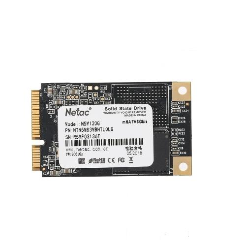 Netac N5M محرك أقراص الحالة الصلبة SSD محرك القرص الصلب HDD SATA 3.0 سرعة عالية 2.5 بوصة 4MM ثخن SSD
