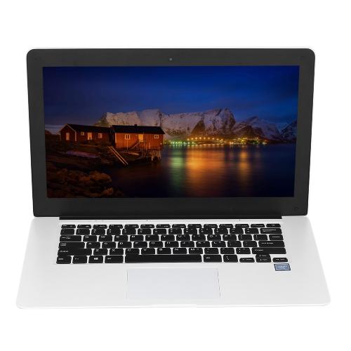 LeeAllblue S3 Laptop de 14 pulgadas con Windows 10 Intel Cherry Trail x5-Z8350 Notebook