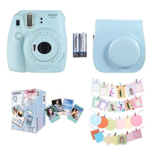 Kit appareil photo instantané Fujifilm Instax Mini 9 Instant
