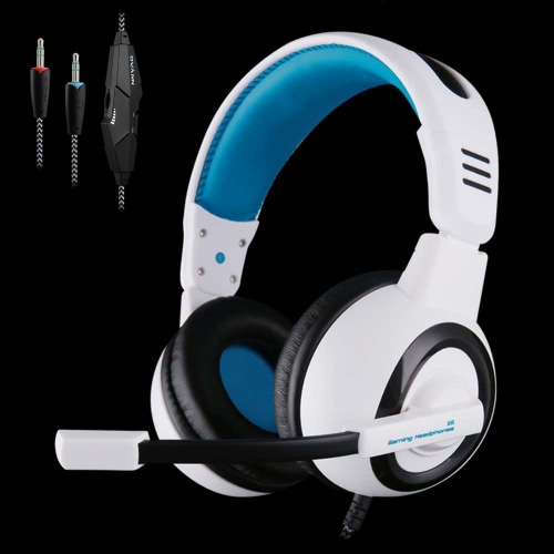 Ovann X6 Professional Esport Gaming Stereo Bass Headset Headphone Earphone Over Ear 3.5mm Wired with Microphone for PC Computer LaComputer &amp; Stationery<br>Ovann X6 Professional Esport Gaming Stereo Bass Headset Headphone Earphone Over Ear 3.5mm Wired with Microphone for PC Computer La<br>