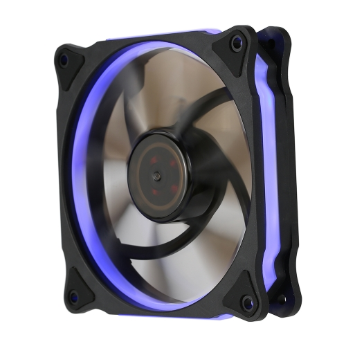 Segotep 120mm Silent Computer Case Cooler Colling Fan LED Lights High Airflow 3P+DComputer &amp; Stationery<br>Segotep 120mm Silent Computer Case Cooler Colling Fan LED Lights High Airflow 3P+D<br>