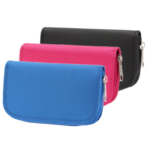 Universal Memory Card Storage Carrying Pouch Bag Case Holder Box Wallet for SD/SDHC/CF/TF/MMC Card PortableComputer &amp; Stationery<br>Universal Memory Card Storage Carrying Pouch Bag Case Holder Box Wallet for SD/SDHC/CF/TF/MMC Card Portable<br>