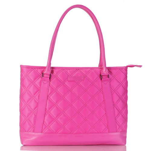 15.6 Inch Womens Water Resistant Laptop Shoulder Bag Shockproof Handbag PC Computer Tote Travel Business Work Carrying BriefcaseComputer &amp; Stationery<br>15.6 Inch Womens Water Resistant Laptop Shoulder Bag Shockproof Handbag PC Computer Tote Travel Business Work Carrying Briefcase<br>