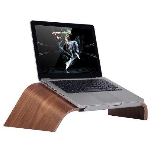 SAMDI Universal Laptop Wooden Stand Holder Bracket Dock Gradient ObliqueComputer &amp; Stationery<br>SAMDI Universal Laptop Wooden Stand Holder Bracket Dock Gradient Oblique<br>