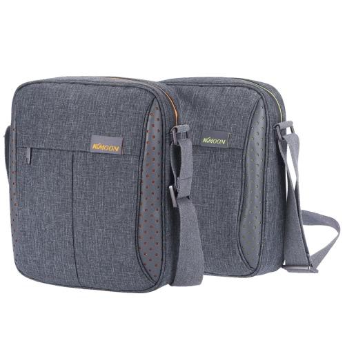 KKmoon Zipper Business Casual Shoulder Messenger Bag Satchel FashionComputer &amp; Stationery<br>KKmoon Zipper Business Casual Shoulder Messenger Bag Satchel Fashion<br>
