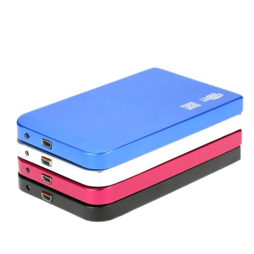 Slim Super Speed 6Gbps Aluminum 2TB 2.5 SATA SSD HDD Hard Disk Drive to USB 3.0 Converter Adapter Card External Enclosure Case CaComputer &amp; Stationery<br>Slim Super Speed 6Gbps Aluminum 2TB 2.5 SATA SSD HDD Hard Disk Drive to USB 3.0 Converter Adapter Card External Enclosure Case Ca<br>