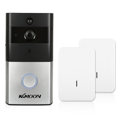 1*KKmoon 720P WiFi Visual Intercom Door Phone+2*Wireless Doorbell ChimeSmart Device &amp; Safety<br>1*KKmoon 720P WiFi Visual Intercom Door Phone+2*Wireless Doorbell Chime<br>