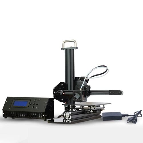 KKmoon hoher Genauigkeit Metall Aluminium Selbstmontage 3D-Drucker Maschine
