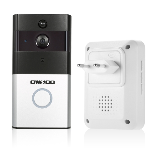 1*OWSOO 720P WiFi Visual Intercom Door Phone+1*Wireless Doorbell ChimeSmart Device &amp; Safety<br>1*OWSOO 720P WiFi Visual Intercom Door Phone+1*Wireless Doorbell Chime<br>