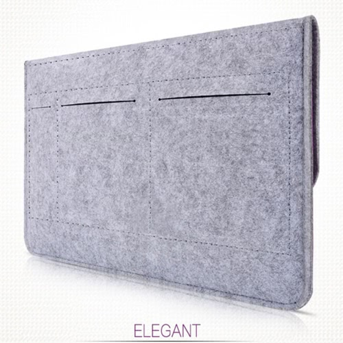 13 Inch Ultra Thin Tablet Wool Felt Laptop Sleeve Pouch Case Envelop Cover Carrying Case Protective for Phone NotebookComputer &amp; Stationery<br>13 Inch Ultra Thin Tablet Wool Felt Laptop Sleeve Pouch Case Envelop Cover Carrying Case Protective for Phone Notebook<br>