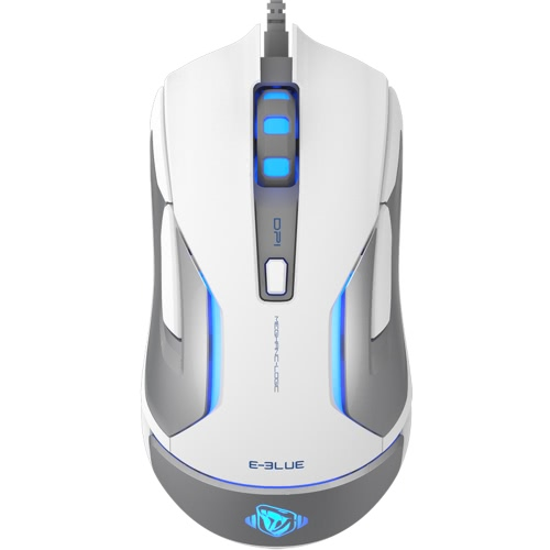 E-3LUE Computer Game Mouse USB Wired Ergonomic Gaming Mice RGB LED 5000DPI Adjustable EMS668Computer &amp; Stationery<br>E-3LUE Computer Game Mouse USB Wired Ergonomic Gaming Mice RGB LED 5000DPI Adjustable EMS668<br>