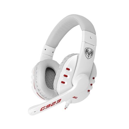 SOMIC G923 Stereo Sound 3.5MM Plug Gaming Headset