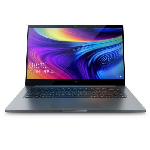 "Xiaomi Pro 15.6 ""Erweiterte Version Notebook PC i7-10510U 16 GB 1 TB Prozessor NVIDIA GeForce MX250 Grafikkarte DDR4 2666 MHz Zweikanalspeicher 4,9 GHz Super Narrrow Lünette Laptop PC Fingerabdruck Entsperren Touchpad Grau"
