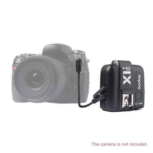 Godox X1T-N TTL 2.4G Wireless Flash Trigger Transmitter for Nikon DSLR CamerasCameras &amp; Photo Accessories<br>Godox X1T-N TTL 2.4G Wireless Flash Trigger Transmitter for Nikon DSLR Cameras<br>