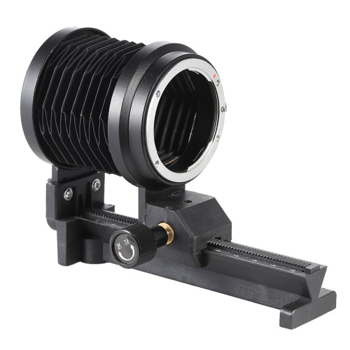 Macro Entension Bellows for Nikon F Mount Lens D90 D80 D60 D7100 D7000 D5300 D5200 D5100 D3300 D3100 D3000 Al SLRCameras &amp; Photo Accessories<br>Macro Entension Bellows for Nikon F Mount Lens D90 D80 D60 D7100 D7000 D5300 D5200 D5100 D3300 D3100 D3000 Al SLR<br>