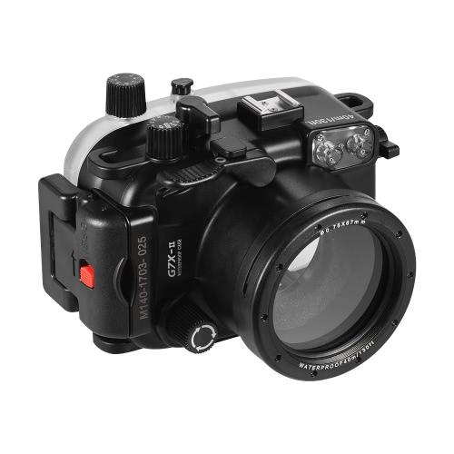 メイコン防水カメラダイビングハウジング保護ケースカバー