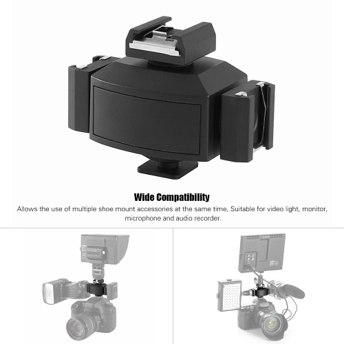 Micnova MQ-THA Professional Tripod Shoe BracketCameras &amp; Photo Accessories<br>Micnova MQ-THA Professional Tripod Shoe Bracket<br>