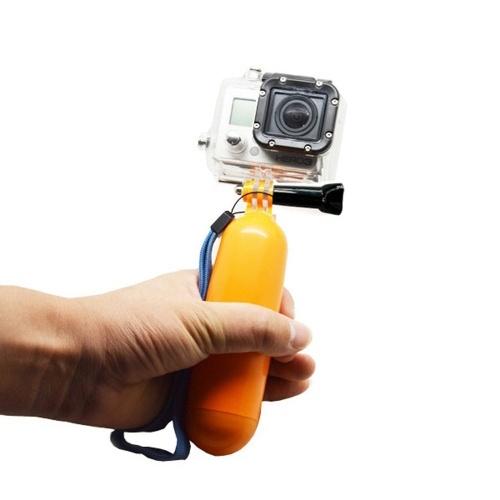 Ação prática ao ar livre portátil para a câmera da ação