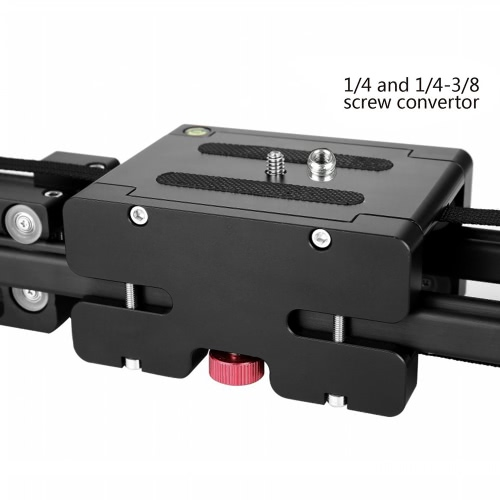 Retractable Camera Video Slider Dolly 52cm Track Rail Stabilizer 104cm Actual Sliding Distance Load Up to 8kg for Canon Nikon SonyCameras &amp; Photo Accessories<br>Retractable Camera Video Slider Dolly 52cm Track Rail Stabilizer 104cm Actual Sliding Distance Load Up to 8kg for Canon Nikon Sony<br>