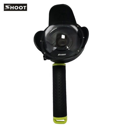 SHOOT Portable Diving Fisheye Dome Port Accessory for Xiaomi Yi Diving Camera Sports Action Cam Underwater Photography WaterproofCameras &amp; Photo Accessories<br>SHOOT Portable Diving Fisheye Dome Port Accessory for Xiaomi Yi Diving Camera Sports Action Cam Underwater Photography Waterproof<br>
