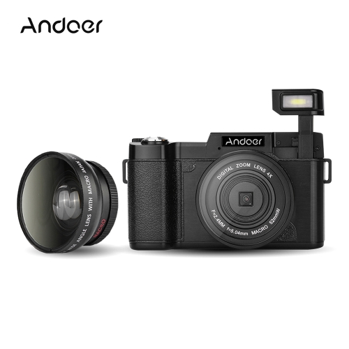 Andoer CDR2 1080P 15fps Full HD 24MP Digital CameraCameras &amp; Photo Accessories<br>Andoer CDR2 1080P 15fps Full HD 24MP Digital Camera<br>