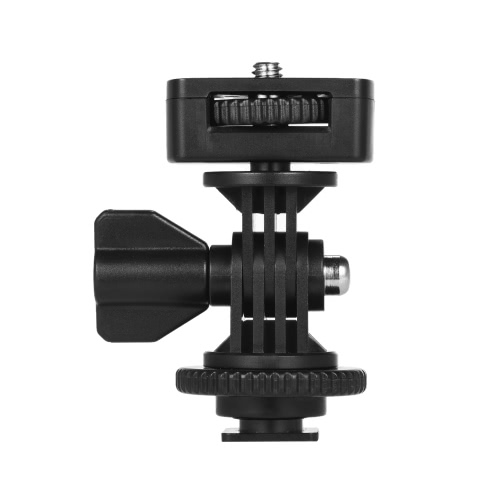 Universal Adjustable Cold Hot Shoe Mount Adapter with 1/4 Screw for Viltrox and other Brands LED Light Video MonitorCameras &amp; Photo Accessories<br>Universal Adjustable Cold Hot Shoe Mount Adapter with 1/4 Screw for Viltrox and other Brands LED Light Video Monitor<br>