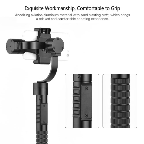 AFI V2 3-Axis Handheld Smartphone Gimbal Brushless Gyro Stabilizer for iPhone Sumsung Huawei Xiaomi 3.5-5.5 SmartphonesCameras &amp; Photo Accessories<br>AFI V2 3-Axis Handheld Smartphone Gimbal Brushless Gyro Stabilizer for iPhone Sumsung Huawei Xiaomi 3.5-5.5 Smartphones<br>