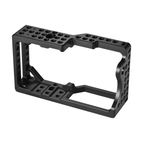 Andoer Video Camera Cage Stabilizer Protector for BMPCC Camera to Mount Microphone Monitor Tripod LED   Light Photographic AccessoCameras &amp; Photo Accessories<br>Andoer Video Camera Cage Stabilizer Protector for BMPCC Camera to Mount Microphone Monitor Tripod LED   Light Photographic Accesso<br>