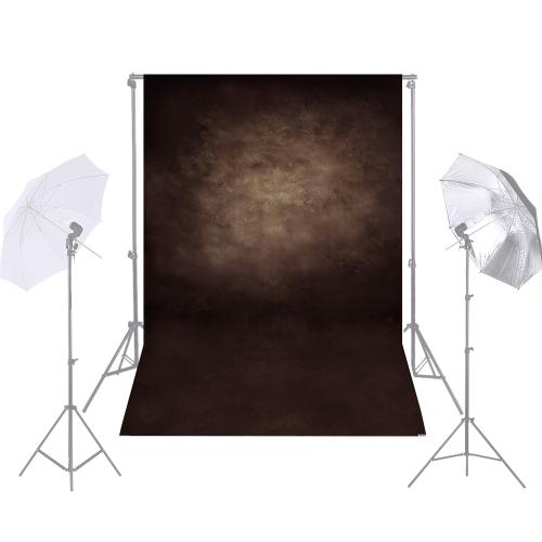Andoer 1.5 * 2.1m / 5 * 7ftレトロ写真の背景抽象的な古いマスターの背景デジタル印刷フォトスタジオの小道具