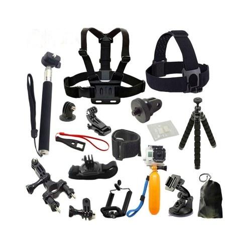 21pcs accesorios de cámara herramientas de leva