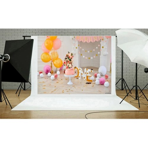Andoer 2.1 * 1.5m / 7 * 5ft Photography Background Bambino Bambini Photo Studio Pro