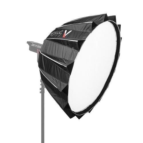 Aputure Light Dome IIスタジオ多目的パラボラ反射板Softbox Bowensマウントディフューザ布でHoneycomb Grid Gel Holderキャリーバッグ肖像画のためのインタビューフィルム製作LS COB 120T / 120D / 120D II / 300D LEDビデオライト
