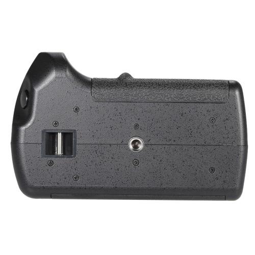 Andoer BG - 2G bateria Vertical Grip titular para Nikon D5100 D5200 D5300 DSLR câmera EN-EL 14 bateria