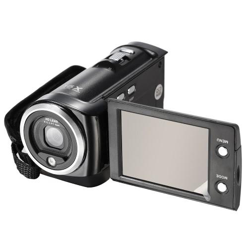 Andoer Mini portátil LCD pantalla HD Digital Video Recorder