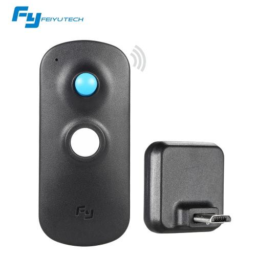 Feiyu 2.4G Wireless Remote Control with MICRO Receiver for Feiyu WG Series Gimbal WG/WGS/WG Mini/WG LiteCameras &amp; Photo Accessories<br>Feiyu 2.4G Wireless Remote Control with MICRO Receiver for Feiyu WG Series Gimbal WG/WGS/WG Mini/WG Lite<br>